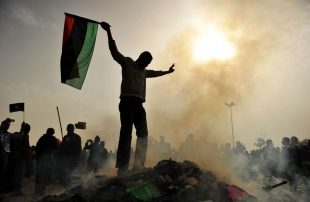 قتلى وجرحى من مرتزقة فاجنر جراء سقوط مروحيتهم وسط ليبيا