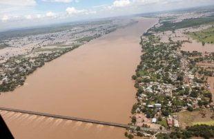 الأزمة تتفاقم.. مياه السيول تحاصر مقر القصر الجمهوري في السودان