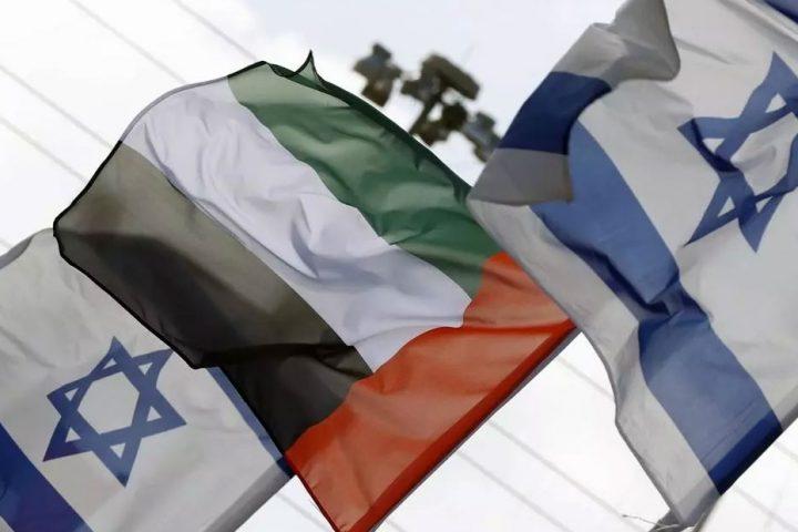 الإمارات تؤكدها: علاقتنا بإسرائيل ستظل دافئة وقوية حتى وإن شنت حربا على غزة