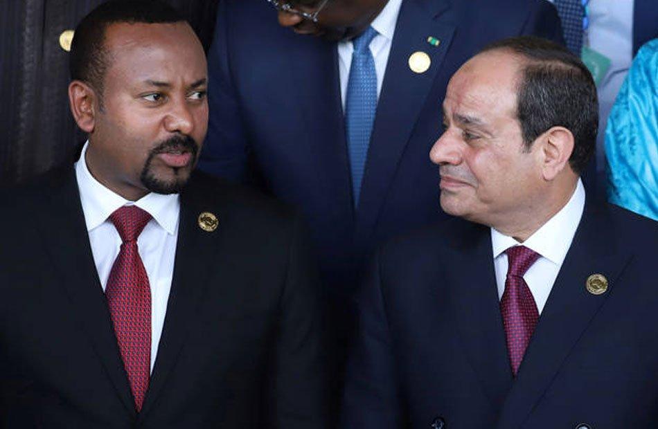 إثيوبيا تواصل إهانة السيسي: لا يمكن لطائر المرور فوق سد النهضة دون إذننا