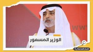 بريطانية تروي كيف تعرى وزير التسامح الإماراتي تماما واعتدى عليها جنسيا.. فيديو