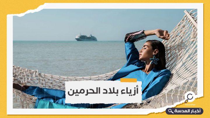 التغريب مستمر.. سعوديات ينظمن عرض أزياء للمرة الأولى على شاطئ البحر الأحمر!