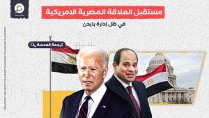 تحليل: مستقبل العلاقة المصرية الأمريكية في ظل إدارة بايدن