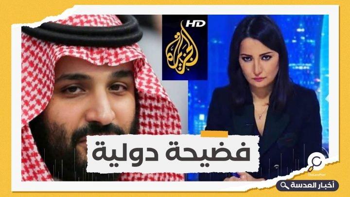 الإعلامية غادة عويس تقاضي بن سلمان وبن زايد بتهمة قرصنة هاتفها