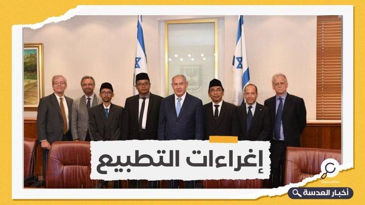 ترامب يحاول إغراء إندونيسيا بمليار دولار ثمنا للتطبيع مع إسرائيل.. هل ينجح؟