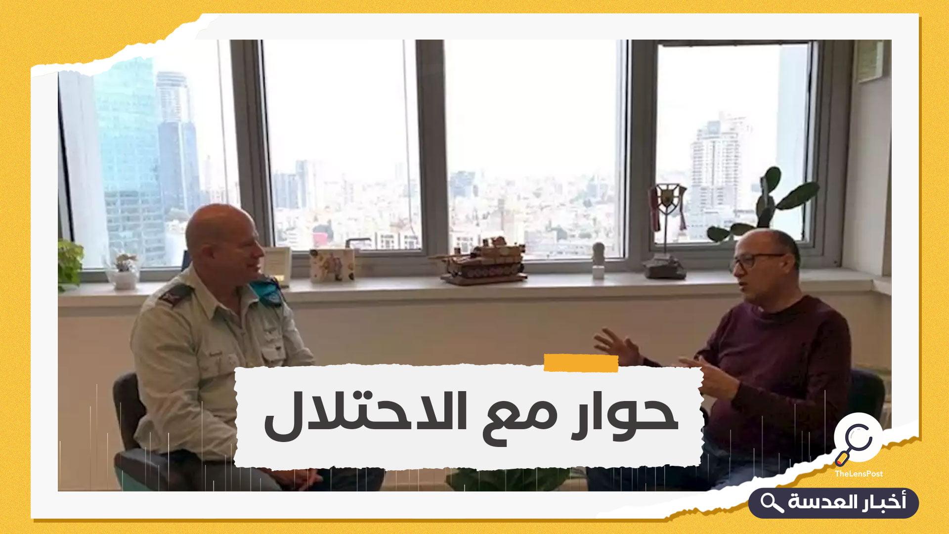 تطبيع وشيك.. صحيفة سعودية تحاور متحدثا باسم الجيش الإسرائيلي