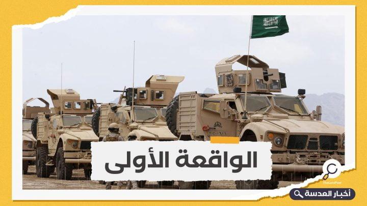 وسط إطلاق نار كثيف.. انفجارات متتالية بالقرب من مقر القوات السعودية جنوب اليمن