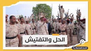 """بعد مقتل معتقل.. الغضب يتصاعد في السودان ضد قوات """"الدعم السريع"""""""