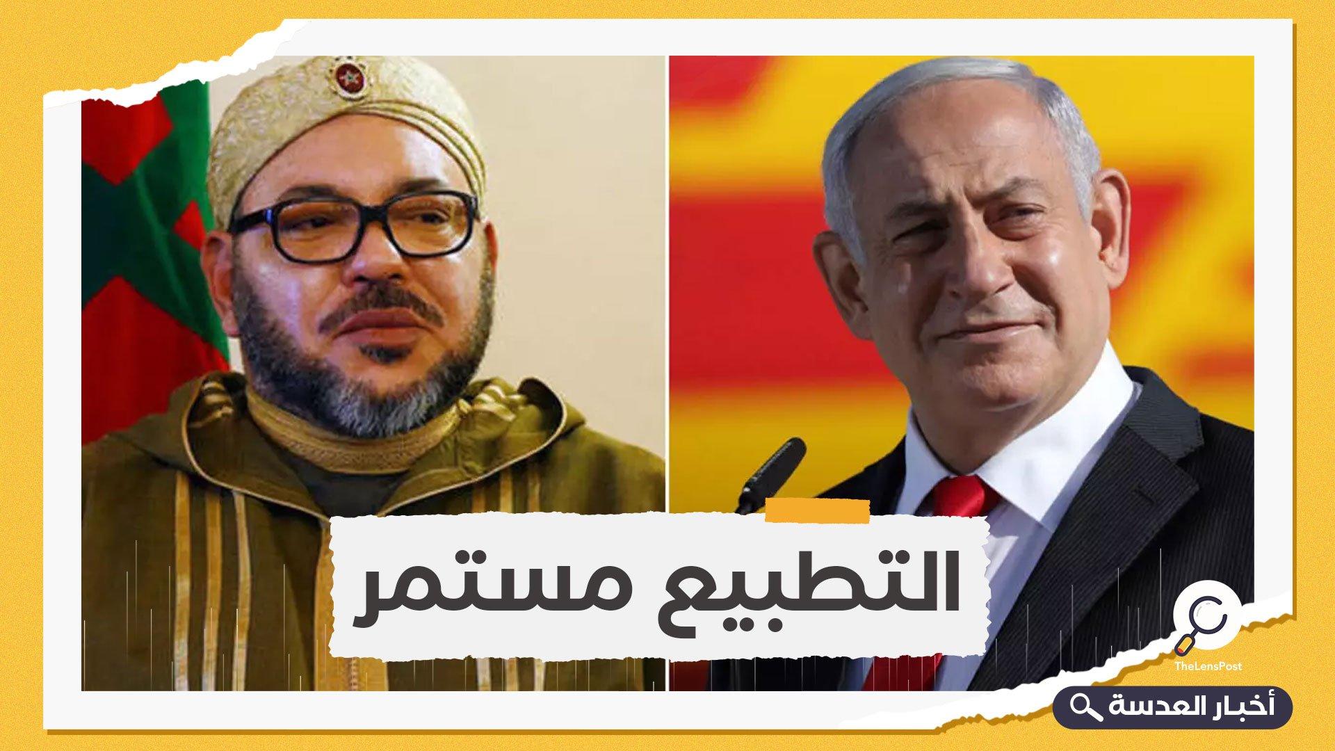 الرباط وتل أبيب يتفقان على زيارات متبادلة في شهر فبراير