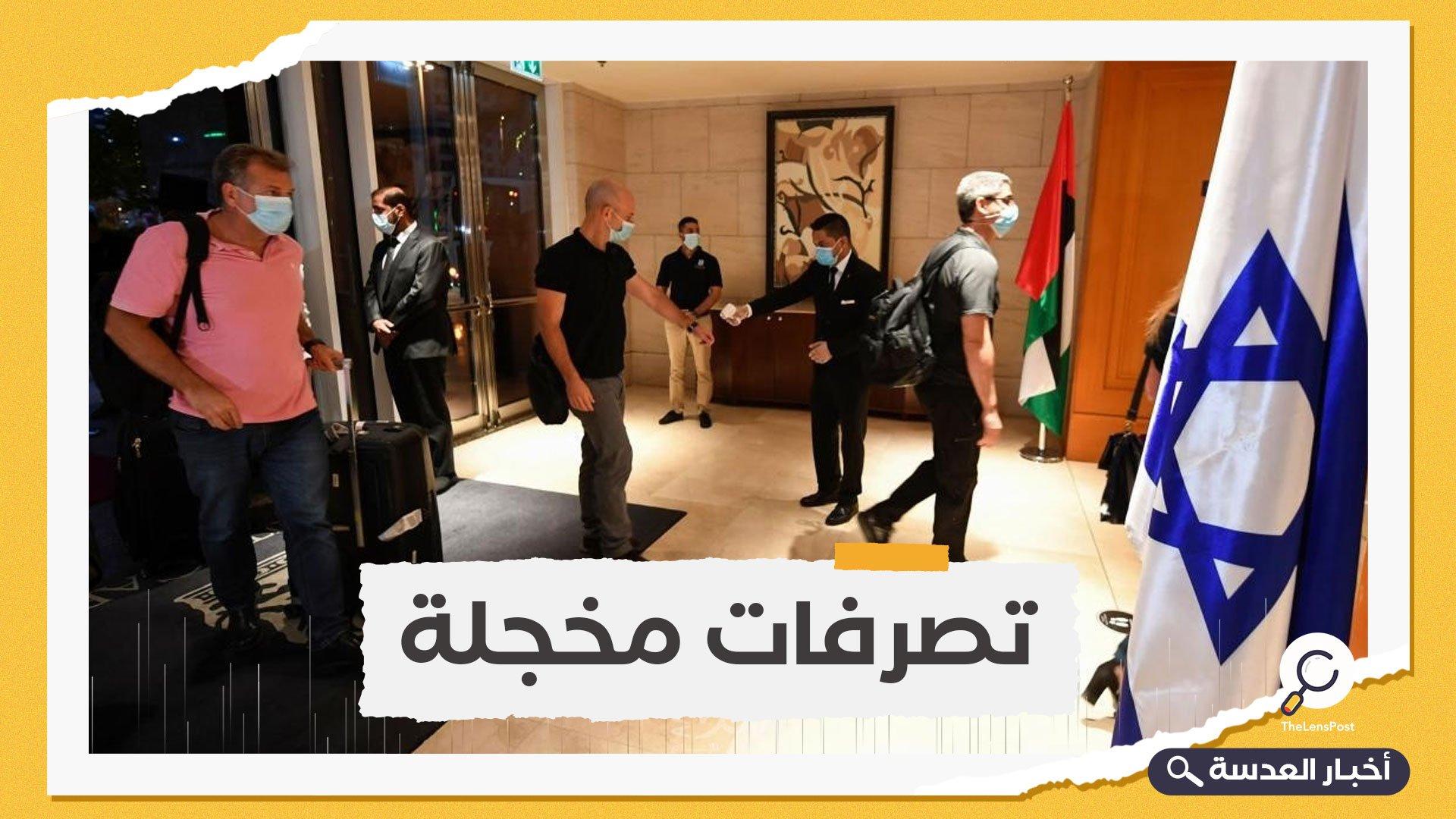 يسرقون كعادتهم ...كيف اعترفت يديعوت أحرونوت بفضائح الإسرائيليين في الإمارات؟