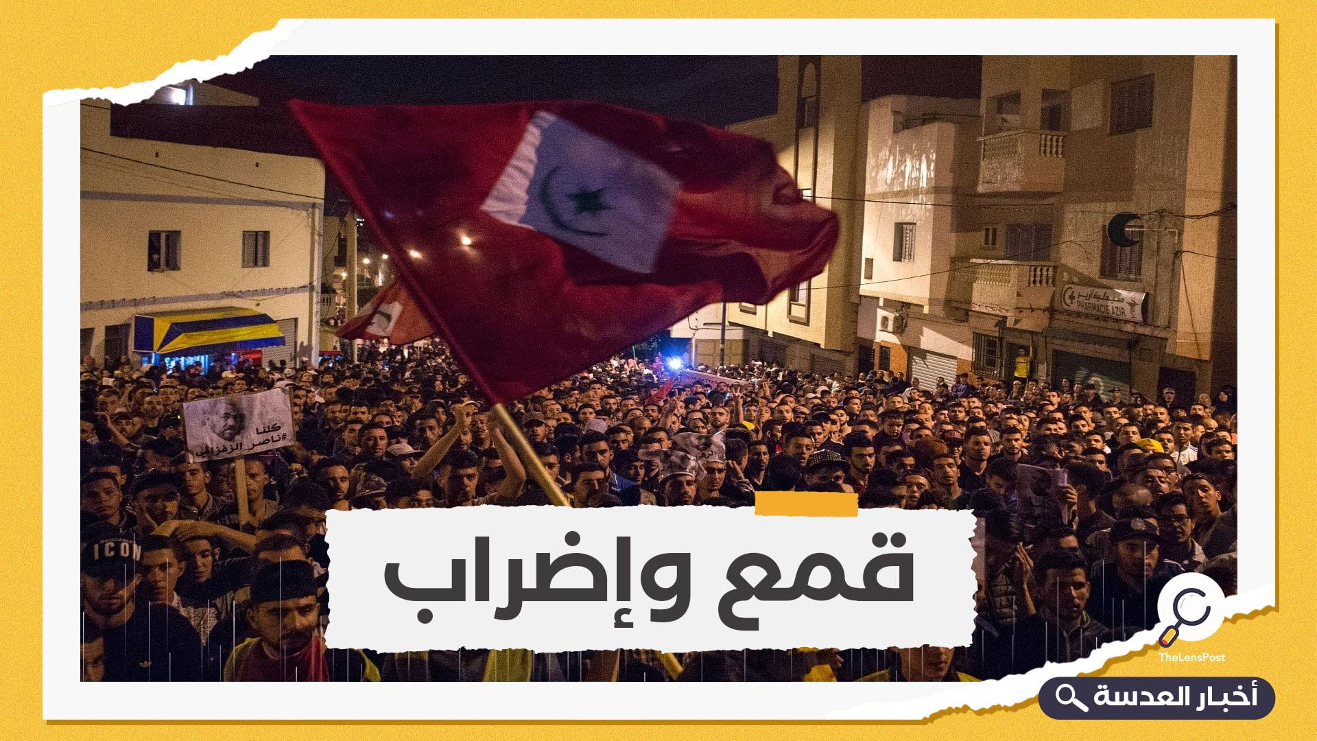 معتقلو حراك الريف بالمغرب يعلقون إضرابهم عن الطعام