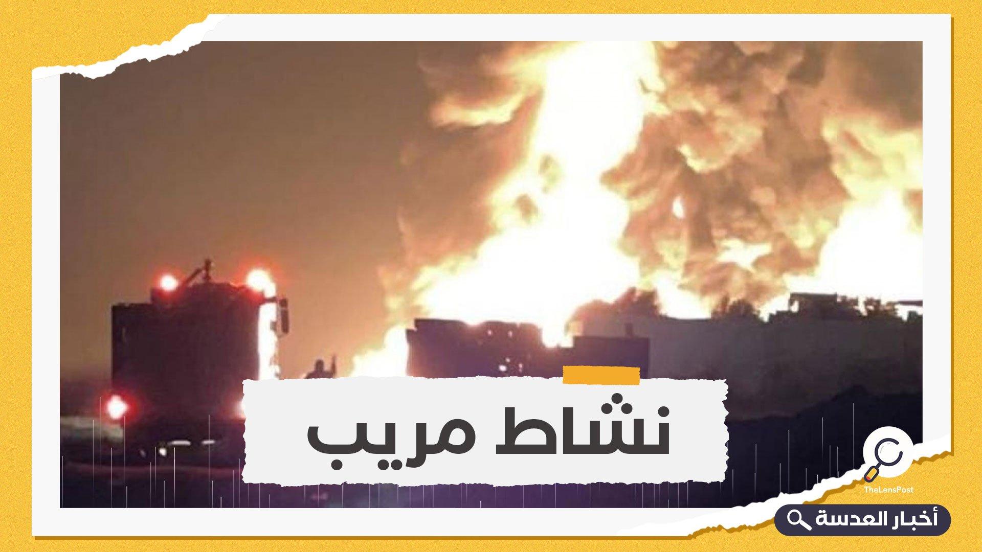 شكوك حول عمليات تهريب.. سقوط جرحى في انفجار هائل على الحدود بين لبنان وسوريا