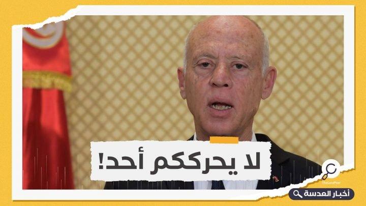 احتجاجات تونسية مستمرة.. والرئيس يحذر من المتاجرة بالفقراء و بؤسهم