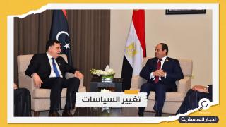 بعد إغلاق دام 6 أعوام.. وفد مصري يصل طرابلس لإعادة فتح السفارة