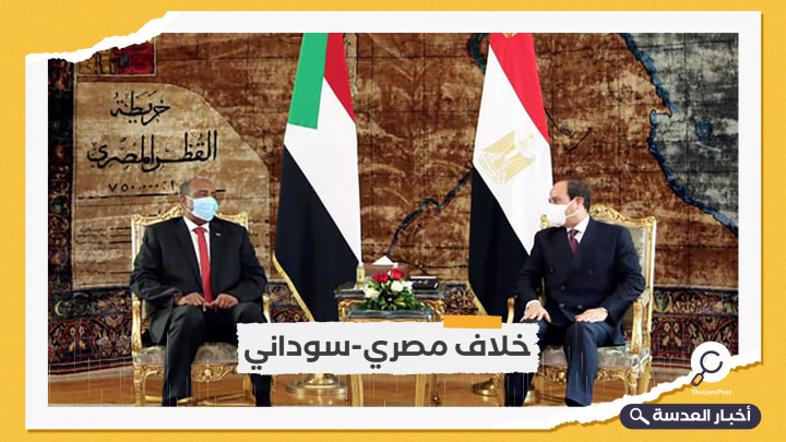 السودان تحتج على خريطة أفريقية تعتبر حلايب وشلاتين مصرية