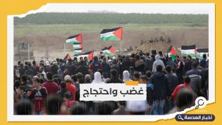 مظاهرات في داخل الخط الأخضر في فلسطين ضد شرطة الاحتلال ( غضب واحتجاج )