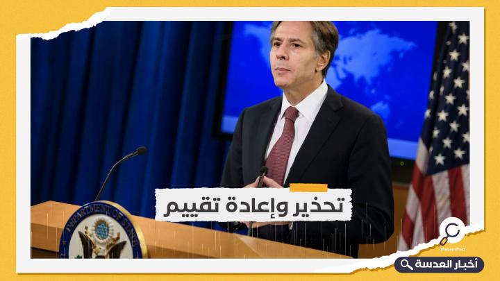 في أول حوار تليفزيوني له.. وزير الخارجية الأمريكي الجديد يحذر من إيران وينتقد مقتل خاشقجي
