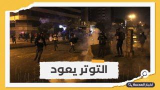 تجدد المظاهرات والاشتباكات في لبنان.. ومسيرات تضامنية من أنحاء لبنان مع ثوار طرابلس