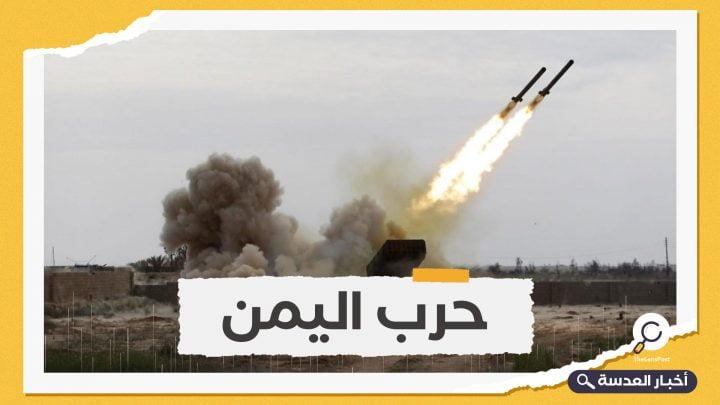 الحوثي يحاول قصف السعودية والتحالف يتصدى