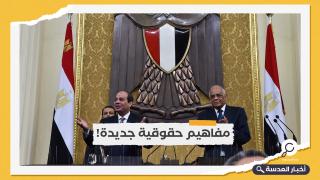 برلمان السيسي يطالب منظمات حقوق الإنسان الدولية بالإشادة بتوفير التيار الكهربائي وشبكة الطرق!