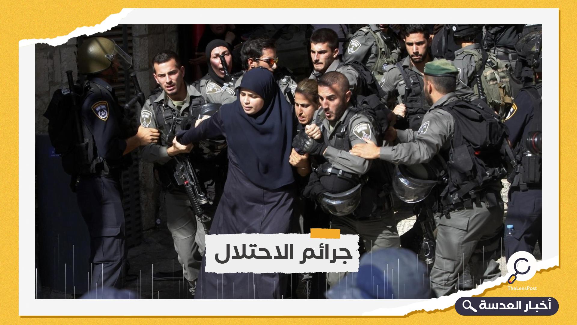 وفاة سيدة فلسطينية بعد اقتحام جنود الاحتلال منزلها