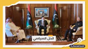 بعد نحو أسبوعين من فوزهم.. أول اجتماع لأعضاء المجلس الرئاسي الليبي