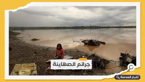 دولة الاحتلال تتسبب في 1.5 مليون دولار خسائر بإغراقها أراضي غزة الزراعية