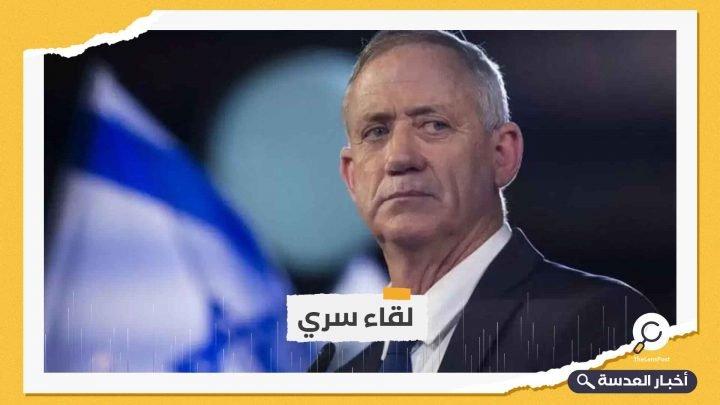 بشكل سري.. وزير الدفاع في دولة الاحتلال يلتقي ملك الأردن