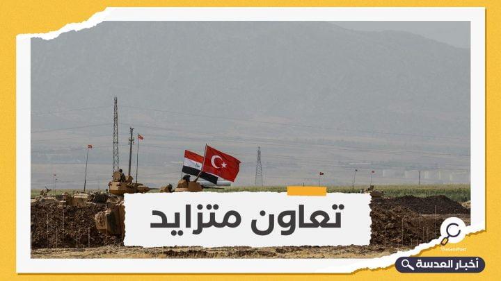 تركيا تعلن استعدادها لدعم الجيش العراقي