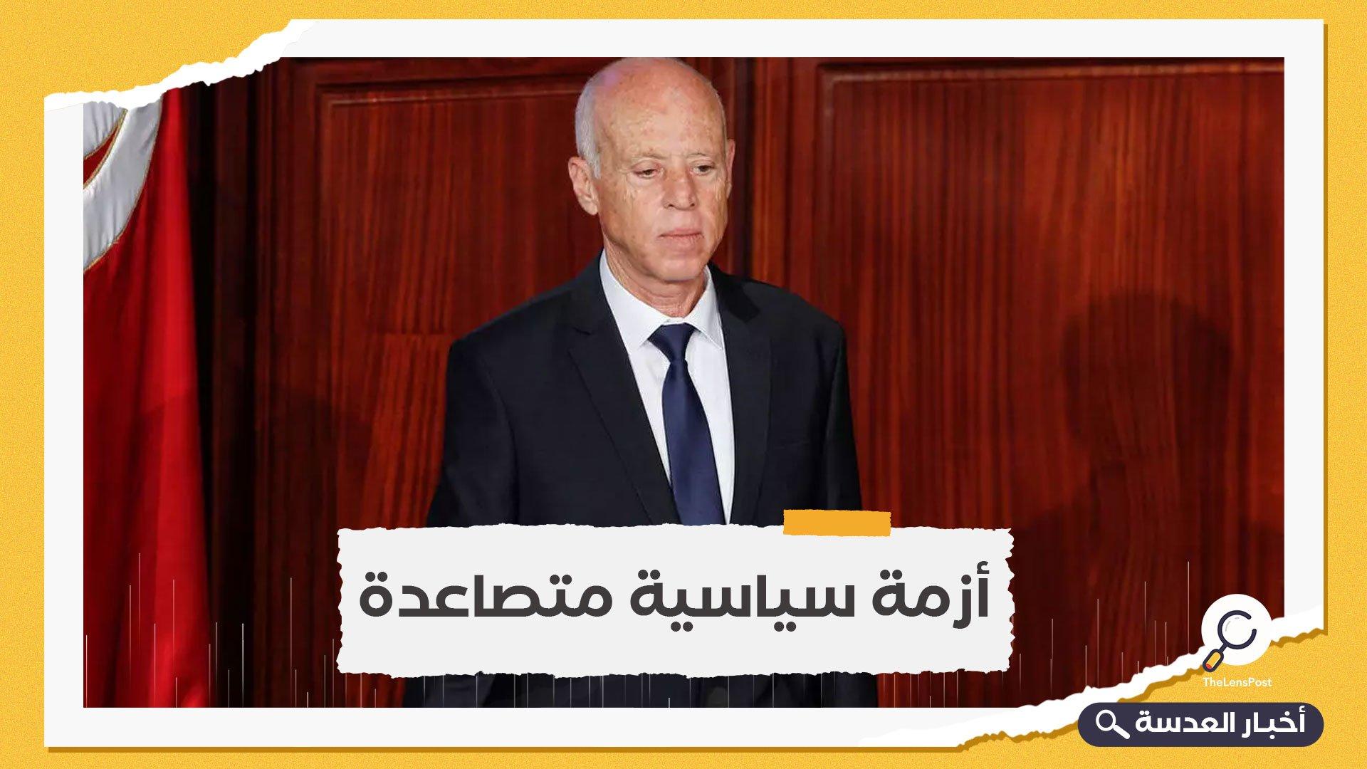تمسك الرئيس التونسي برفض التعديل الوزاري