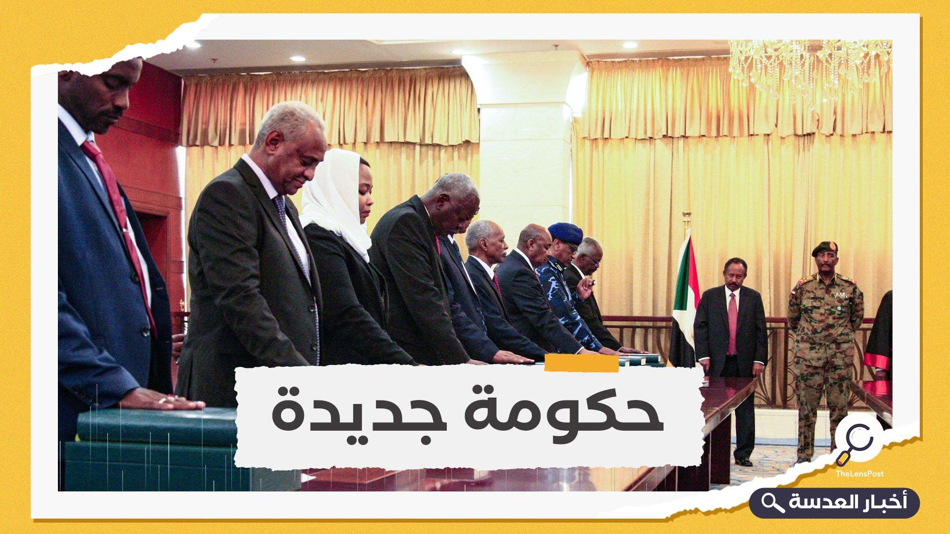 السودان.. تأجيل التشكيل الوزارى الجديد للتشاور