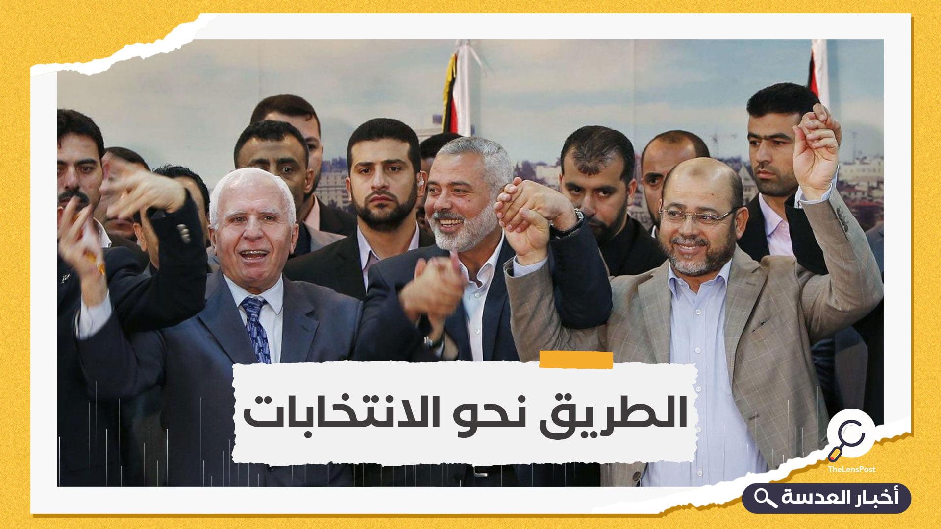 حماس وفتح في القاهرة الأسبوع المقبل لاستئناف جلسات الحوار الوطني الشامل