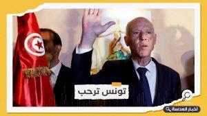 الرئيس التونسي يجري أول اتصال هاتفي مع رئيس المجلس الرئاسي الليبي الجديد