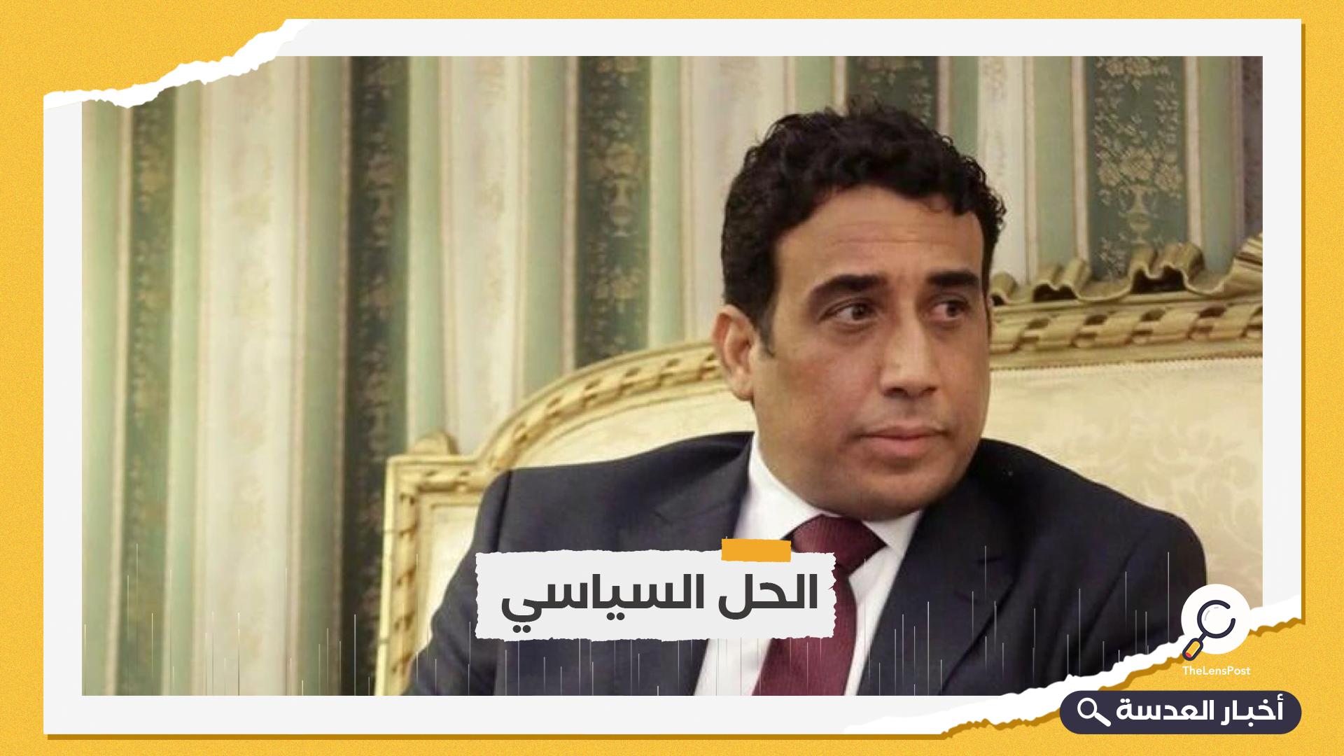 ليبيا.. رئيس الحكومة الجديد يلتقي عقيلة صالح