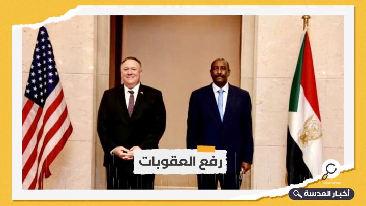السودان يستقبل أول سفينة أمريكية بعد عقود من الانقطاع