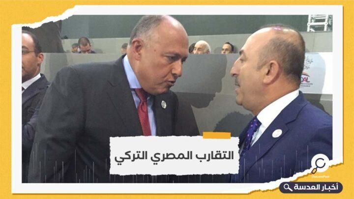 """وزير الإعلام المصري يصف القرارات التركية بأنها """"بادرة طيبة"""""""