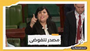 نقابة الصحفيين التونسية تدعو إلى مقاطعة عبير موسي