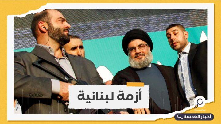 حسن نصر الله: هناك جهات تدفع لحرب أهلية في لبنان