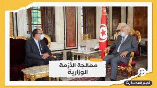 """تونس.. الغنوشي يلتقي المشيشي ويؤكدان ضرورة تجنب """"تجاذبات السياسة"""""""
