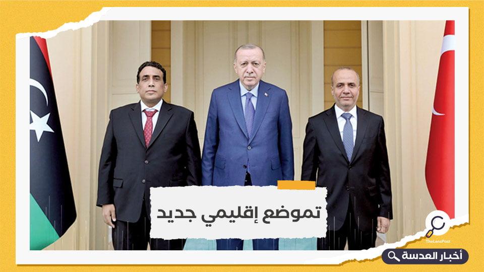 بعد فرنسا وإيطاليا ومصر.. انتهاء زيارة رئيس المجلس الرئاسي الليبي إلى تركيا