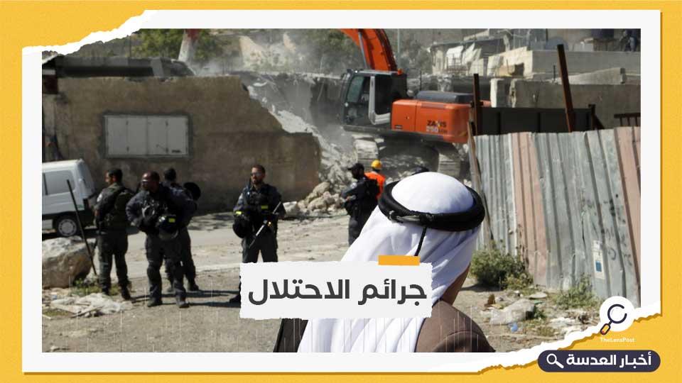 الاحتلال يهدم 3 منازل ويعتقل 17 فلسطينيًا