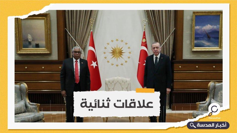 السودان متطلع لتطوير العلاقات الاقتصادية مع تركيا