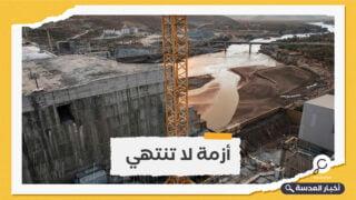 مبعوث أمريكي يبحث إعادة إطلاق مفاوضات سد النهضة مع الخارجية المصرية