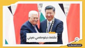 فلسطين ترحب بالمبادرة الصينية لتحقيق السلام في الشرق الأوسط