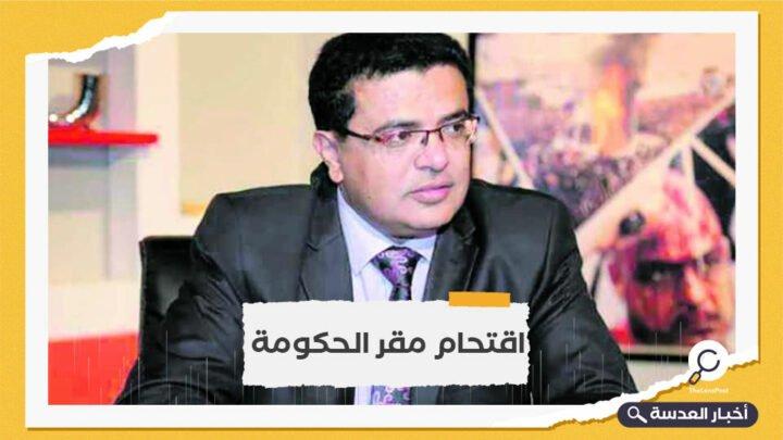 مسؤول يمني: اقتحام مقر الحكومة يؤكد رغبة الإمارات في إفشال جهود السعودية