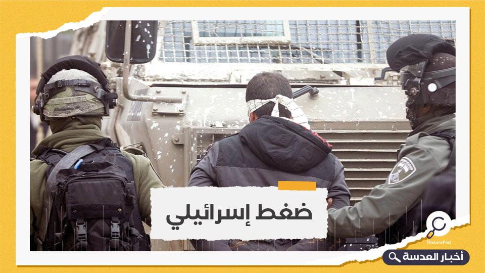 قوات الاحتلال تعتقل 22 فلسطينيًا بينهم قيادات بارزة في حماس