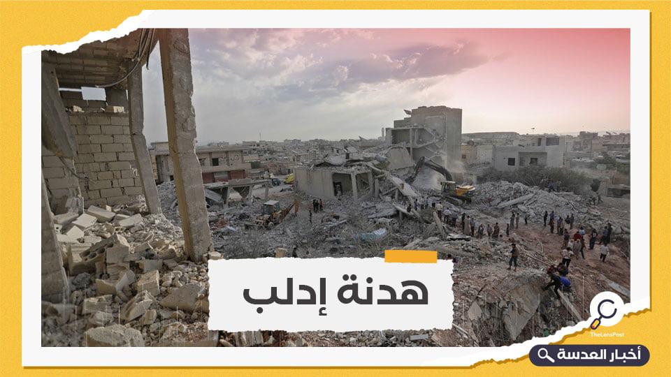 إدلب.. 282 ألف نازح عادوا لمنازلهم منذ وقف النار