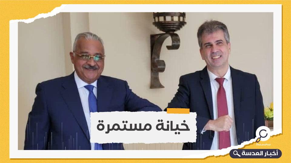 تماديًا في الخيانة.. نظام السيسي يستقبل وزير الاستخبارات الصهيوني في مصر