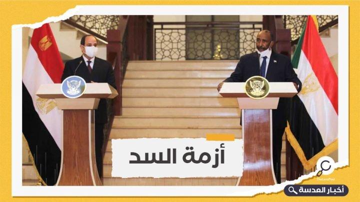 مصر والسودان يعلنان رفضهما إجراءات أثيوبيا بشأن سد النهضة