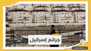 الكيان الصهيوني يتوسع في بناء المستوطنات في بيت لحم